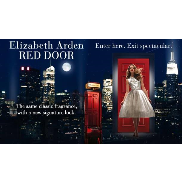 RED DOOR by ELIZABETH ARDEN 100ml
