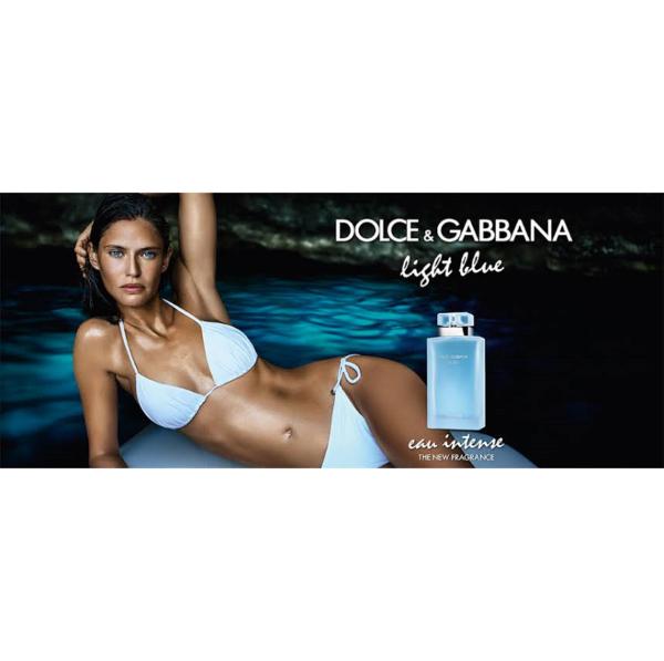DOLCE & GABBANA  LIGHT BLUE EAU INTENSE 100ml