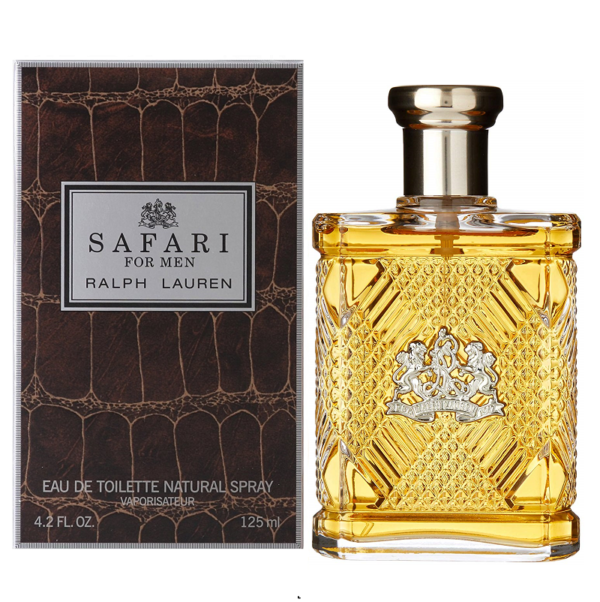 SAFARI FOR MEN by RALPH LAUREN 125ml