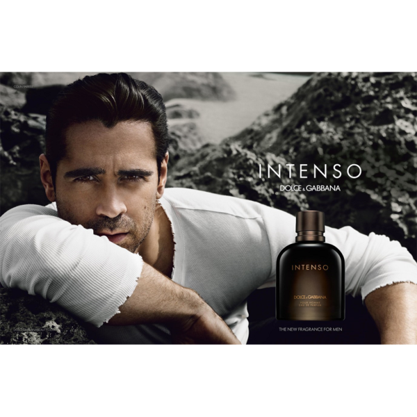DOLCE & GABBANA  INTENSO POUR HOMME 125ml