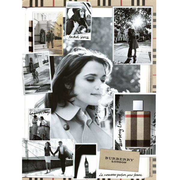 BURBERRY LONDON for HER 100ml