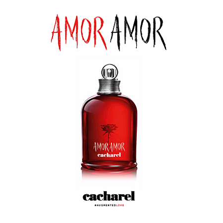 AMOR AMOR by CACHAREL 100ml