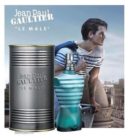 LE MAXI MALE by JEAN PAUL GAULTIER 200ml
