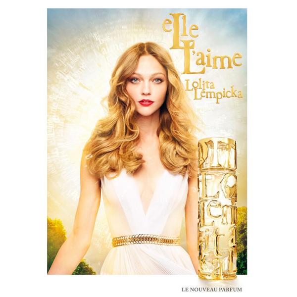 ELLE L'AIME by LOLITA LEMPICKA 40ml