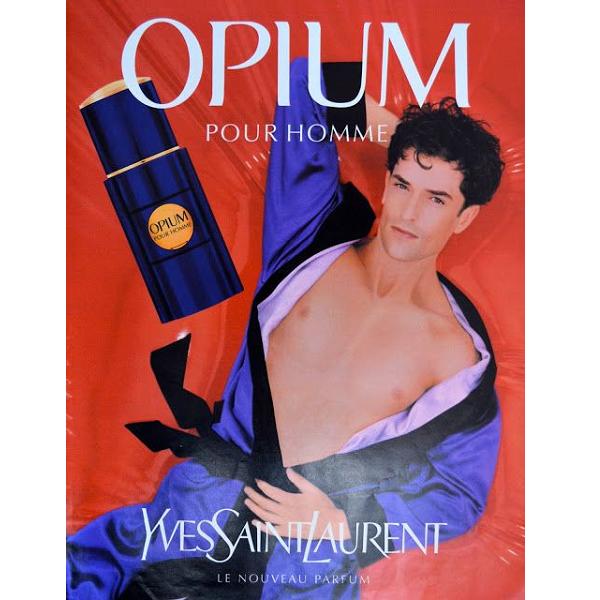 OPIUM POUR HOMME by YVES SAINT LAURENT 100ml