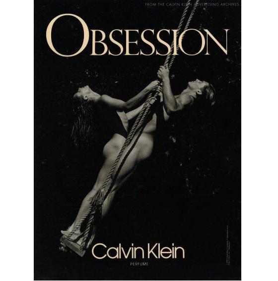 CALVIN KLEIN  OBSESSION 100ml