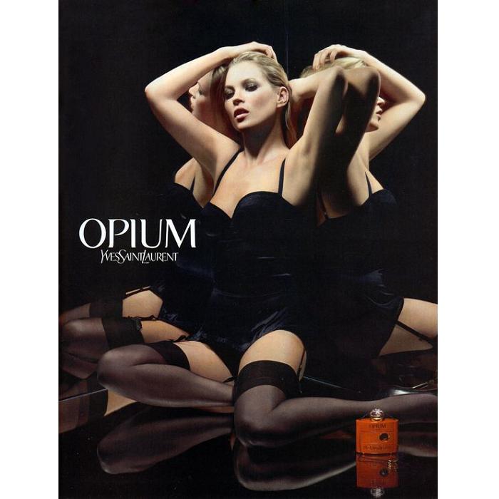 OPIUM EAU DE PARFUM by YVES SAINT LAURENT 50ml