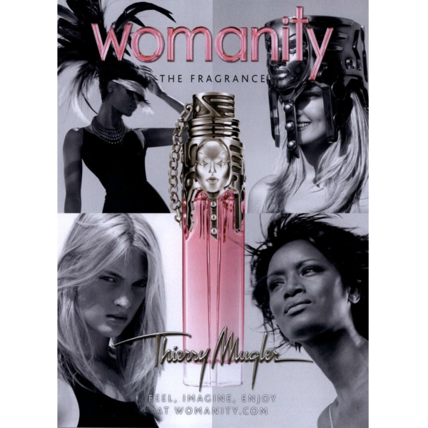 WOMANITY by THIERRY MUGLER 80ml
