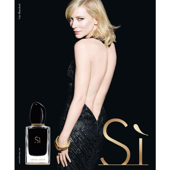 Si INTENSE by GIORGIO ARMANI 100ml