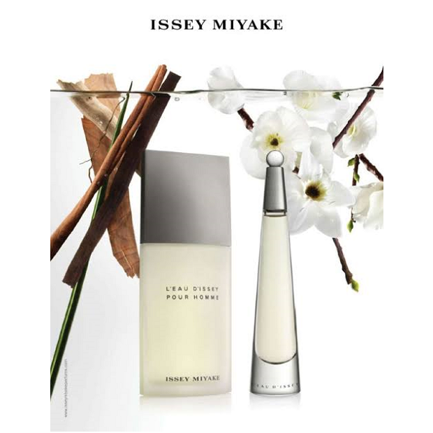 L'EAU D'ISSEY POUR HOMME by ISSEY MIYAKE 125ml