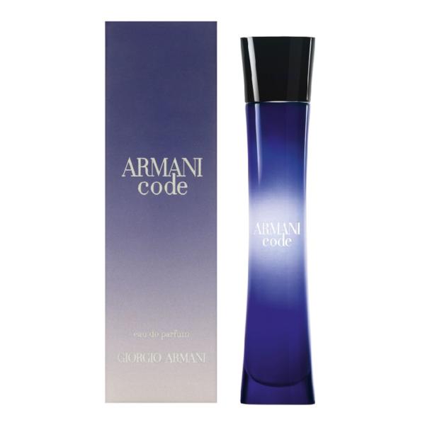 ARMANI  CODE EAU DE PARFUM by GIORGIO ARMANI 75ml
