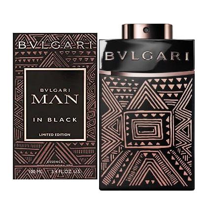 BULGARI MAN IN BLACK ESSENCE 100ml