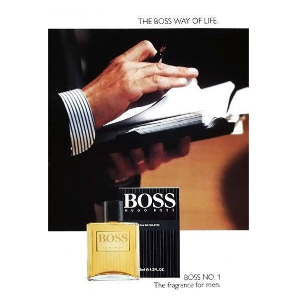 BOSS No.1 by HUGO BOSS 125ml
