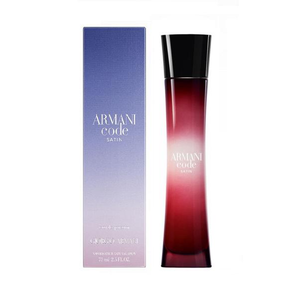 ARMANI CODE SATIN by GIORGIO ARMANI 75ml
