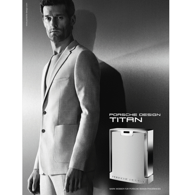 TITAN by PORSCHE DESIGN 50ml