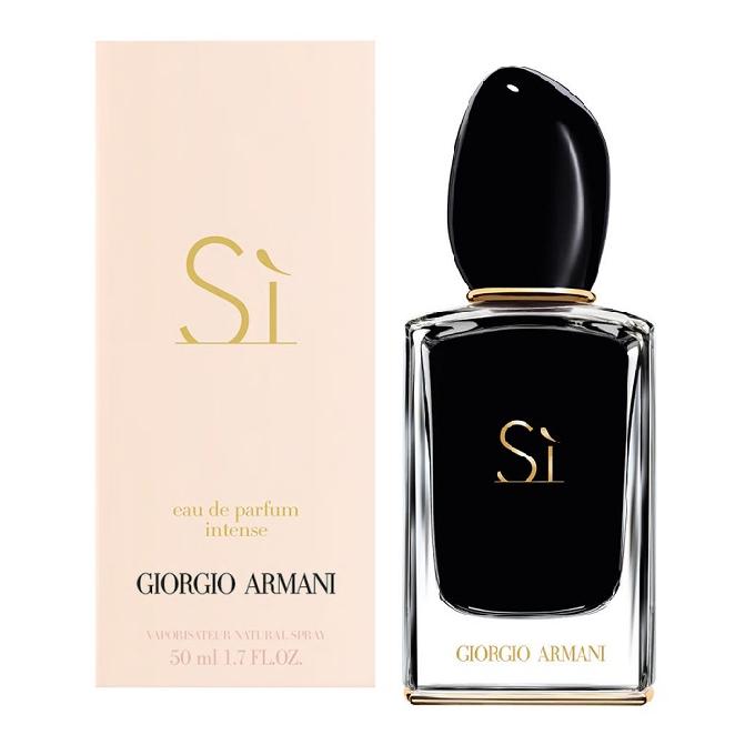 Si INTENSE by GIORGIO ARMANI 50ml