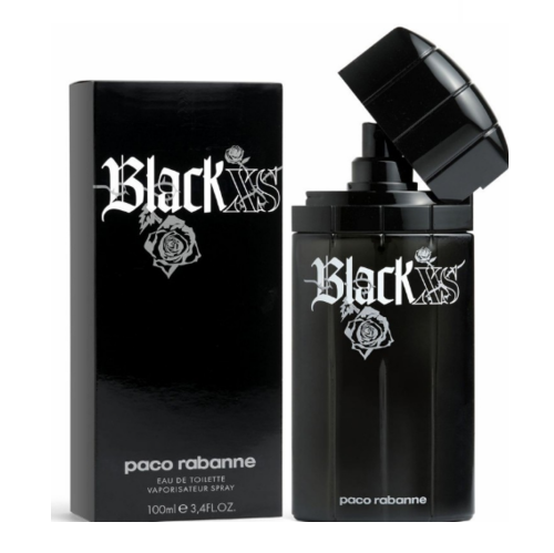 BLACK XS by PACO RABANNE 100ml
