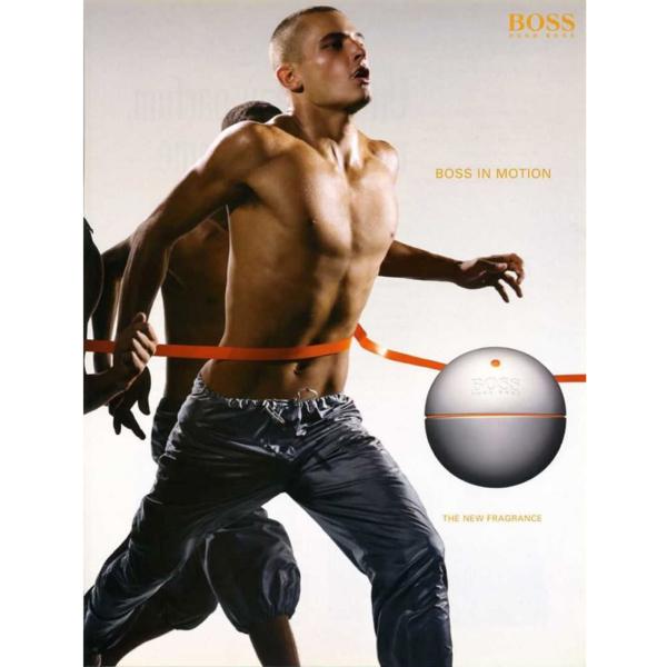 BOSS IN MOTION by HUGO BOSS 90ml
