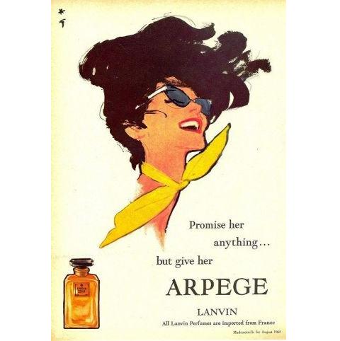 ARPÈGE by LANVIN 100ml