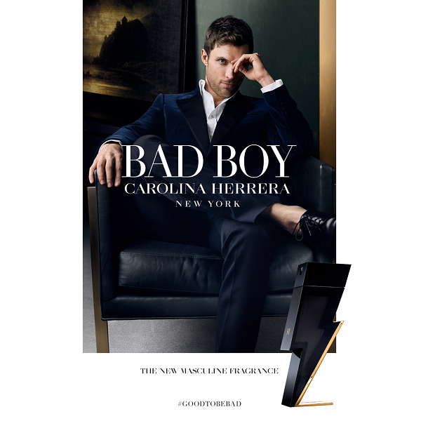 BAD BOY by CAROLINA HERRERA