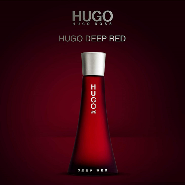 DEEP RED by HUGO BOSS 90ml