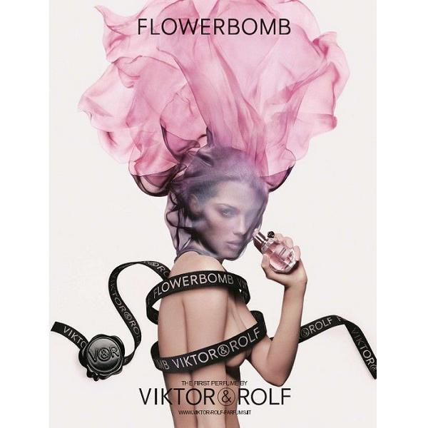 FLOWERBOMB by VIKTOR & ROLF 50ml + FREE 7.5ml Travel Spray