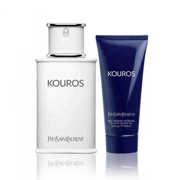 KOUROS by YVES SAINT LAURENT 2PC SET