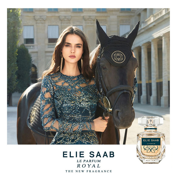 Elie saab  le parfum royal 90ml